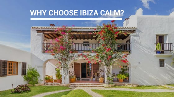 why choose Ibiza calm - drug and alcohol rehab in Spain, Europe