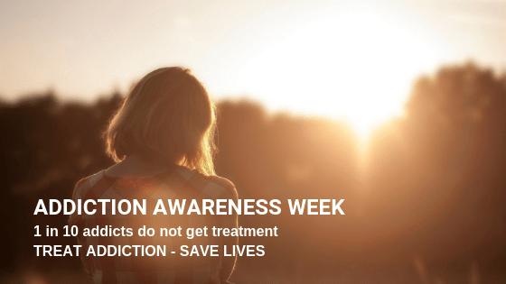 Addiction Awareness Week