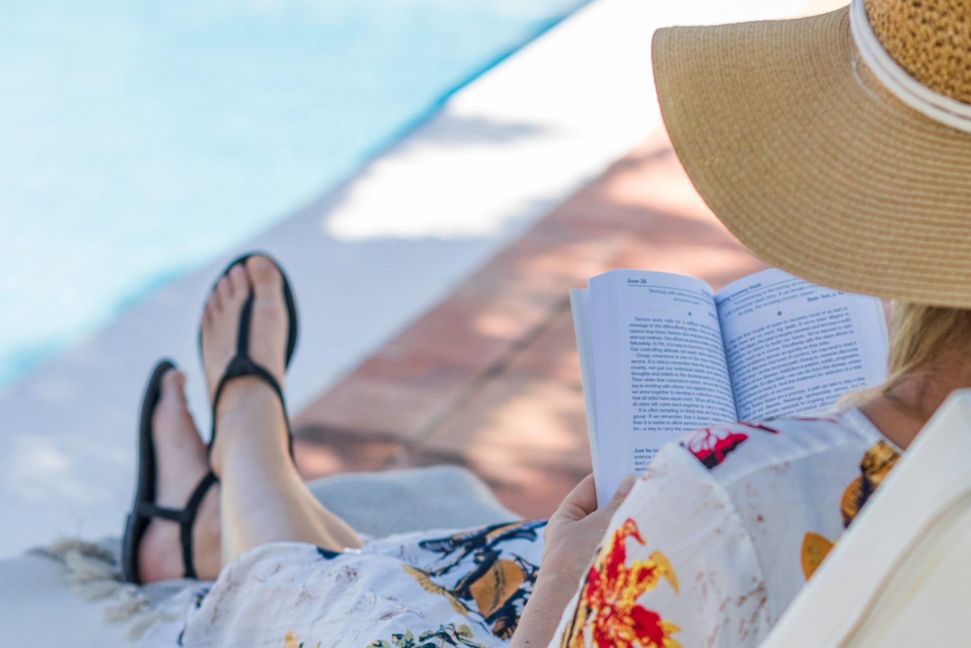 Ibiza Calm Blog Section
