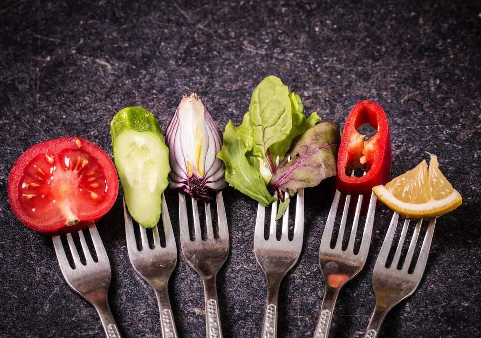 Veganism to hide eating disorders?