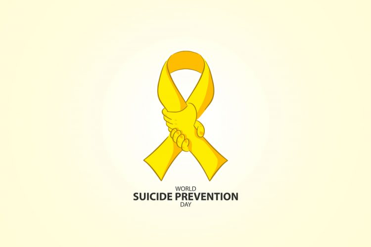 World Suicide Prevention Day, September 10th, 2021